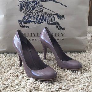 Burberry Heels Size 39 1/2